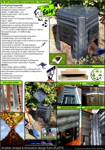 220litre-Compost-bin-Flat-packed